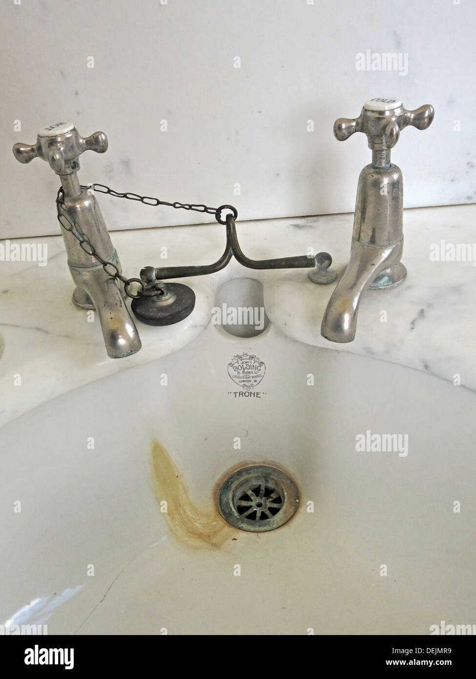 Barrington,Court,Ilminster,Somerset,UK,TA19,0NQ,england,english,property,properties,places,to,visit,for,tourists,tourist,traveller,travelers,travelers,attraction,attractions,garden,interior,baths,tape,old,antique,hot,cold,plug,sink,sinks,white,vitreous,vitrious,enamel,tiles,tile,Gotonysmith,enamal,SW,south,west,nr,near,Yeovil,GB,Great,Britain,Buy Pictures of,Buy Images Of