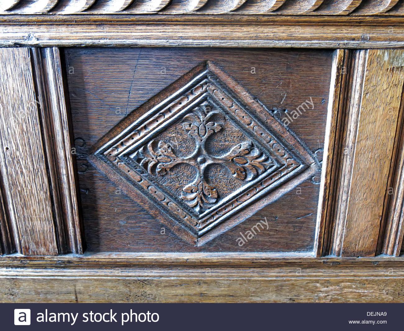 Ct,National,Trust,Property,TA190NQ,historic,house,old,near,ilminster,Somerset,England,UK,TA19,0NQ,dark,wall,darkwood,tropical,hardwood,hard,diamond,motif,Gotonysmith