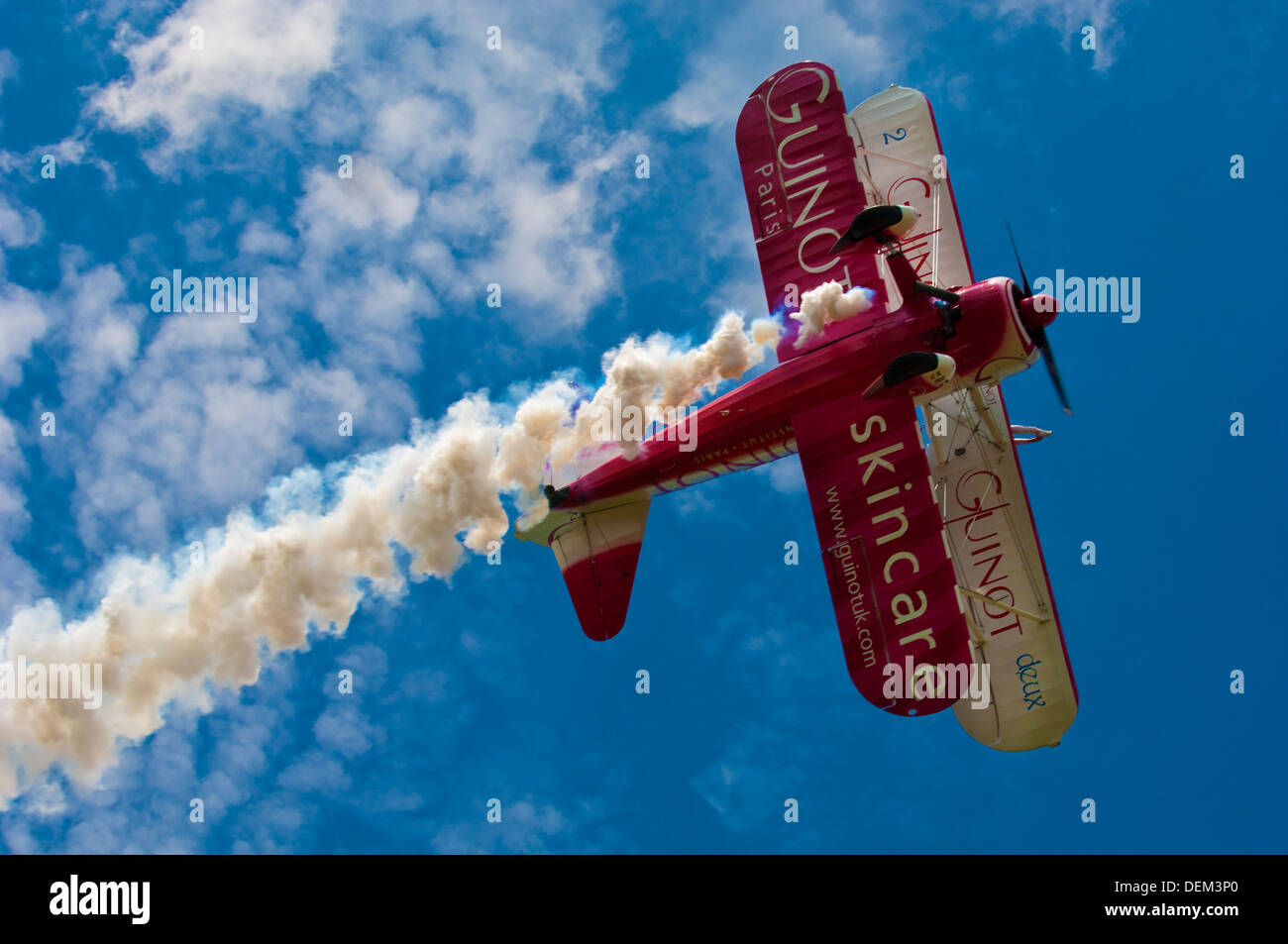 Biggin Hill Airshow Biggin Hill Kent England UK Europe - Stock Image