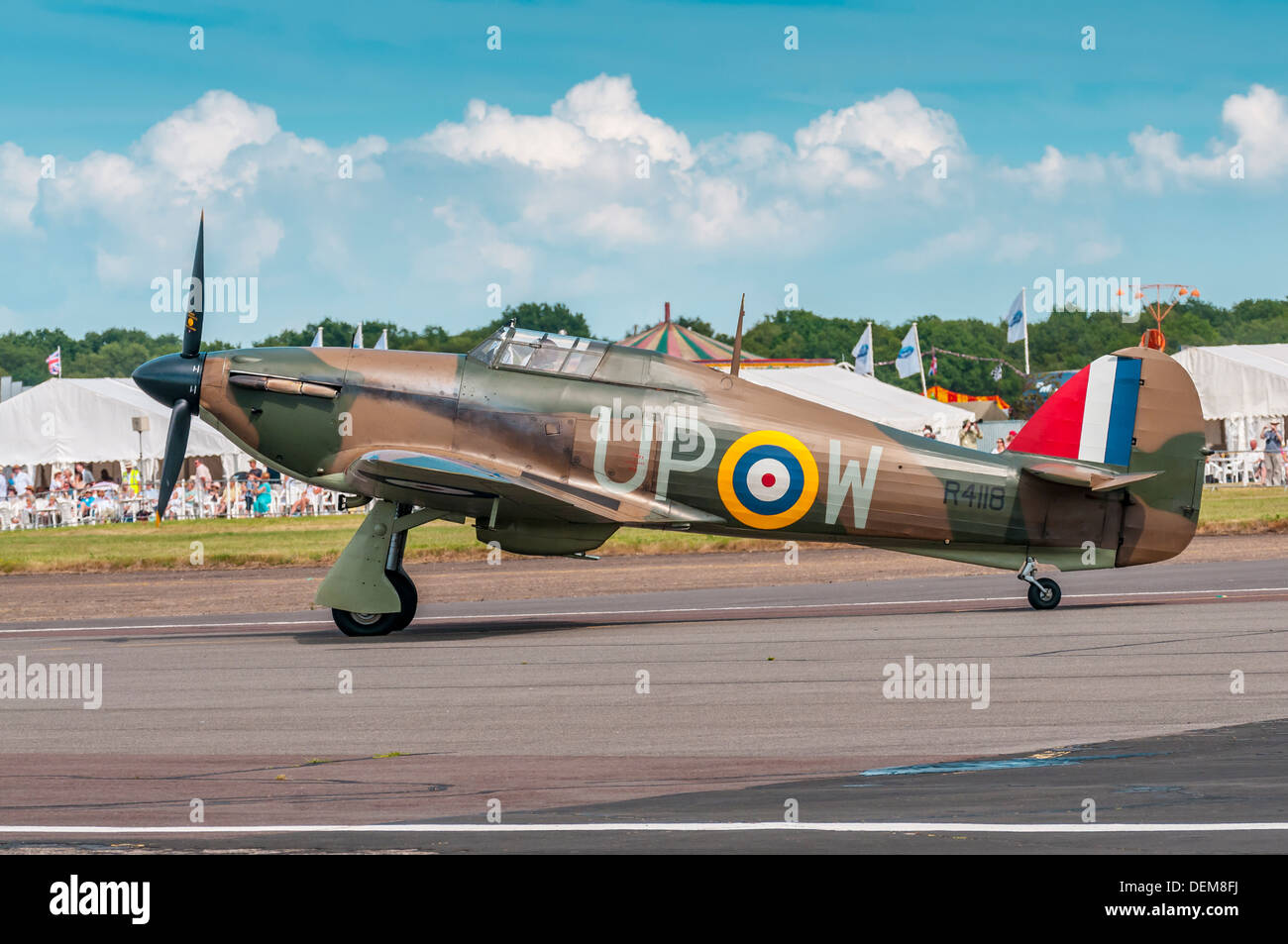 Biggin Hill Airshow; Biggin Hill; Kent; England; UK; Europe; - Stock Image
