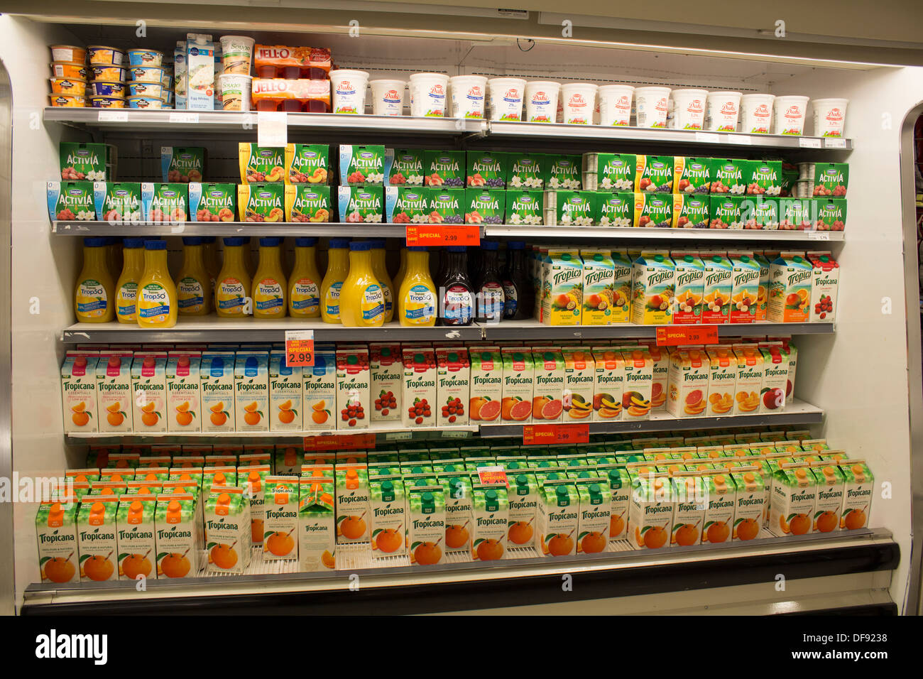 fresh-juice-yogurt-section-of-a-supermar