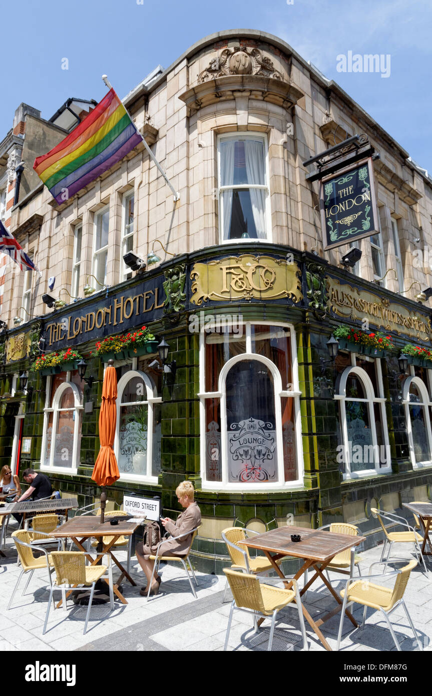 Gay hotel in england