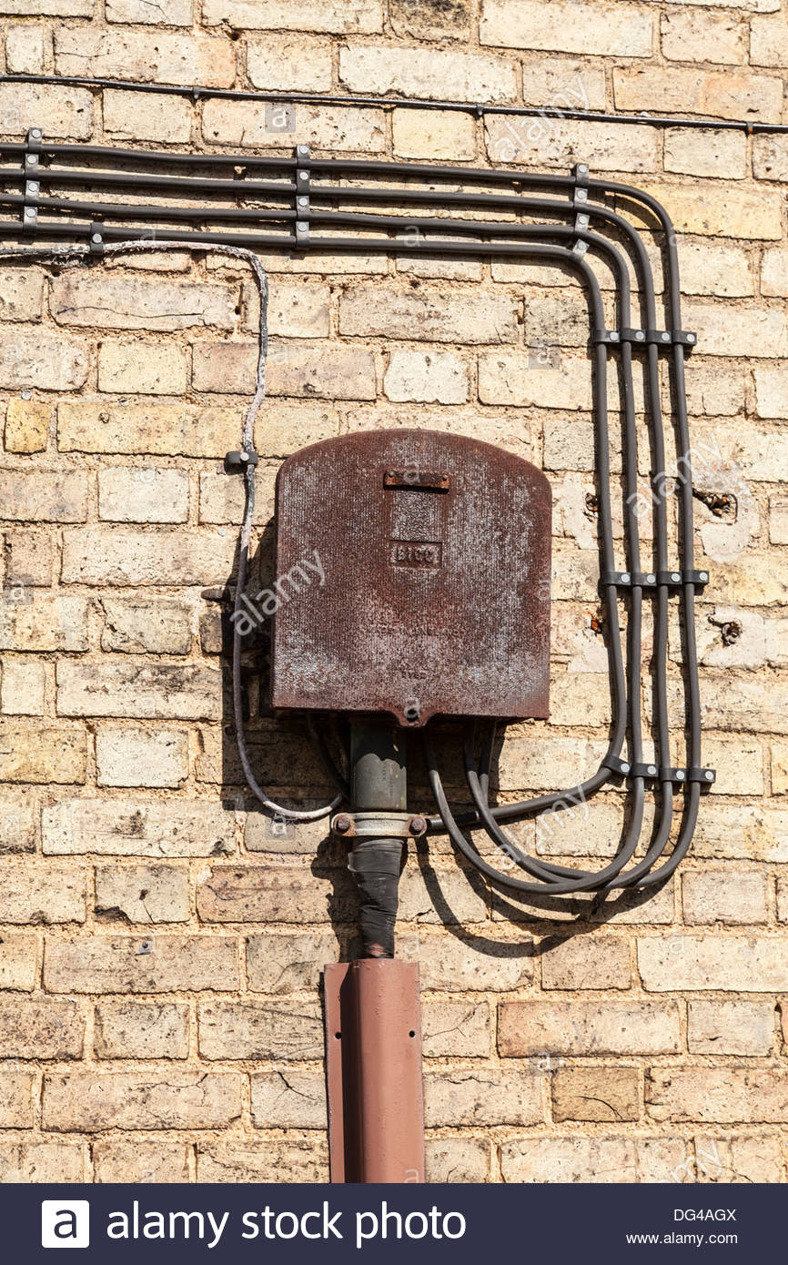 Electrical Box Stock Photos & Electrical Box Stock Images - Alamy