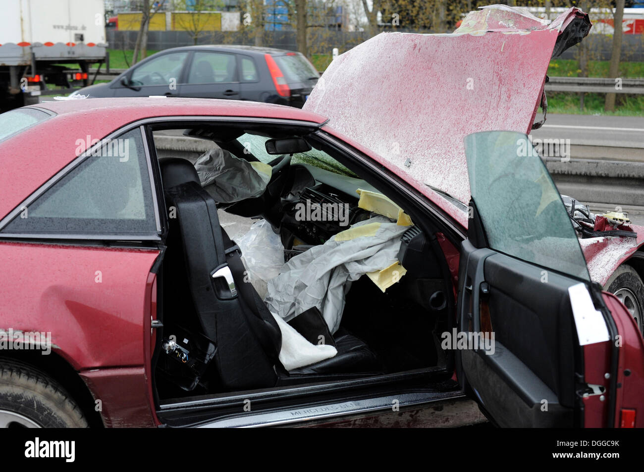 Road Traffic Accident Stock Photos & Road Traffic Accident Stock ...