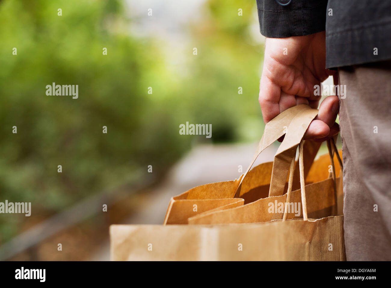 shopping - Stock Image