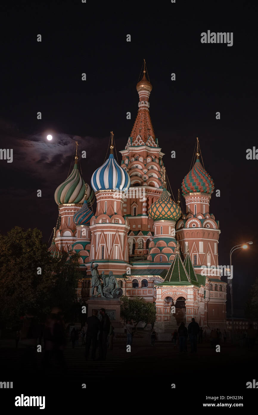 Moscow, Kremlin, Russian - Stock Image