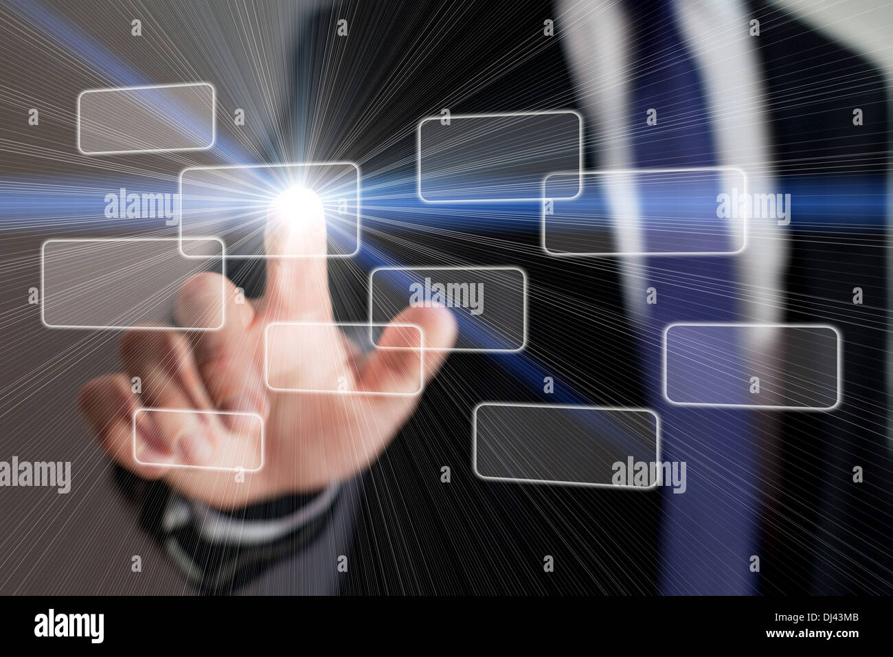 new technology - Stock Image
