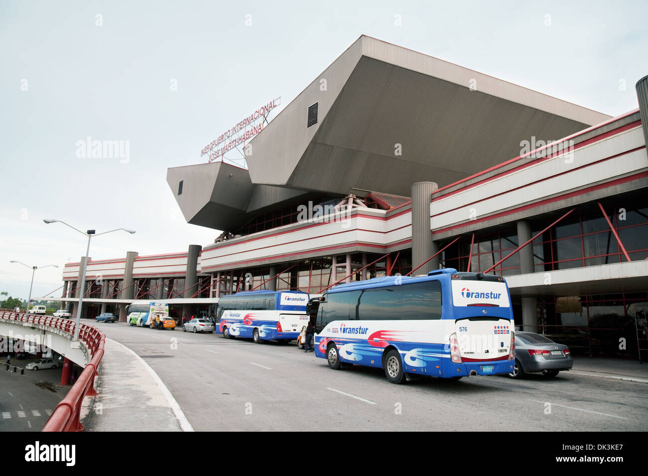 Aeroporto Havana Arrivi : Havana cuba the exterior of the jose marti international airport