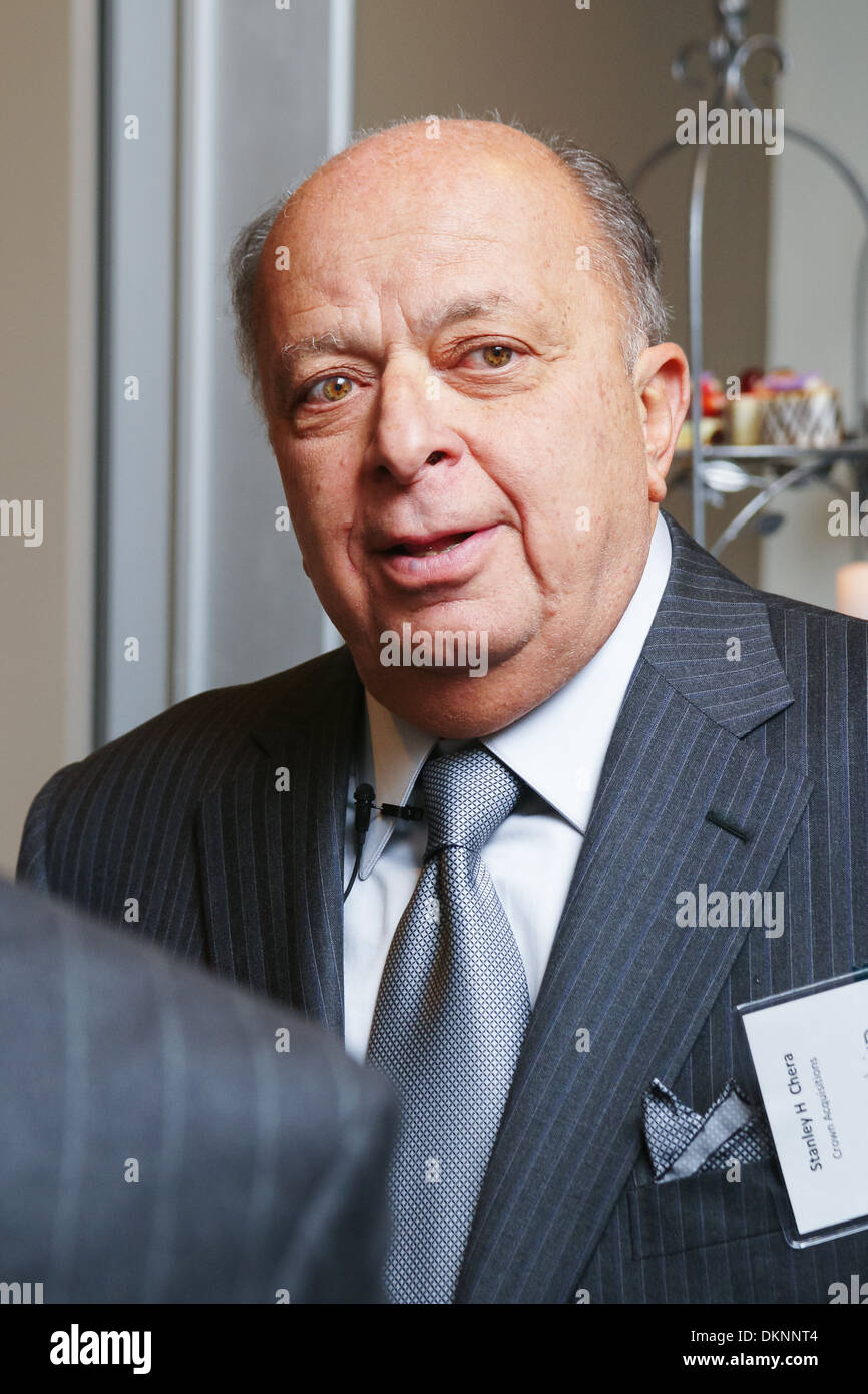 Stanley Chera, founding principal of Crown Stock Photo