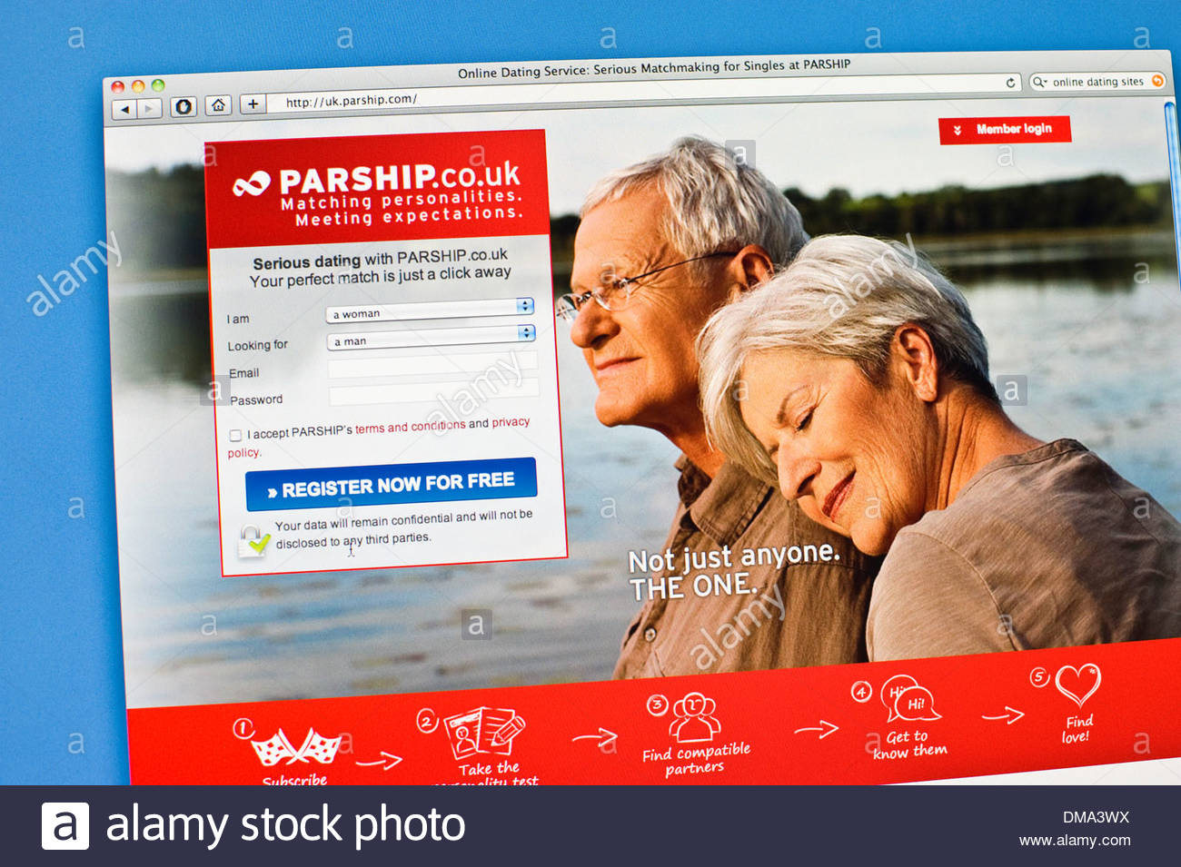 parship dating site
