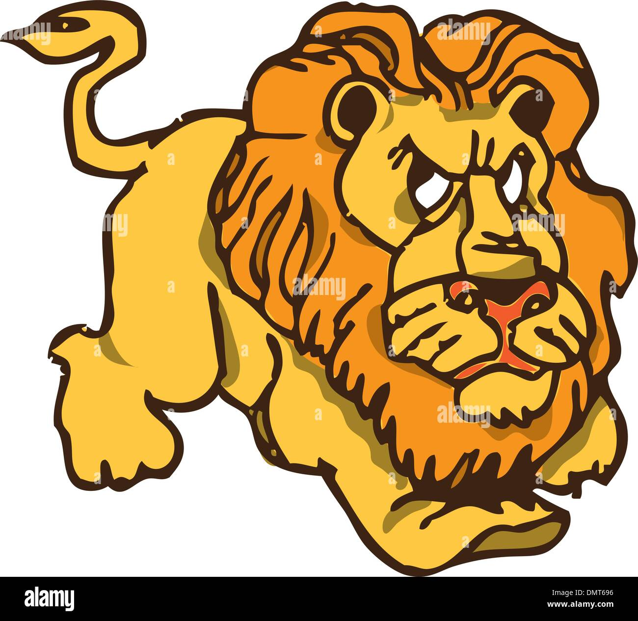 Angry Lion Drawing Stock Photos  for Angry Lion Animation  565ane