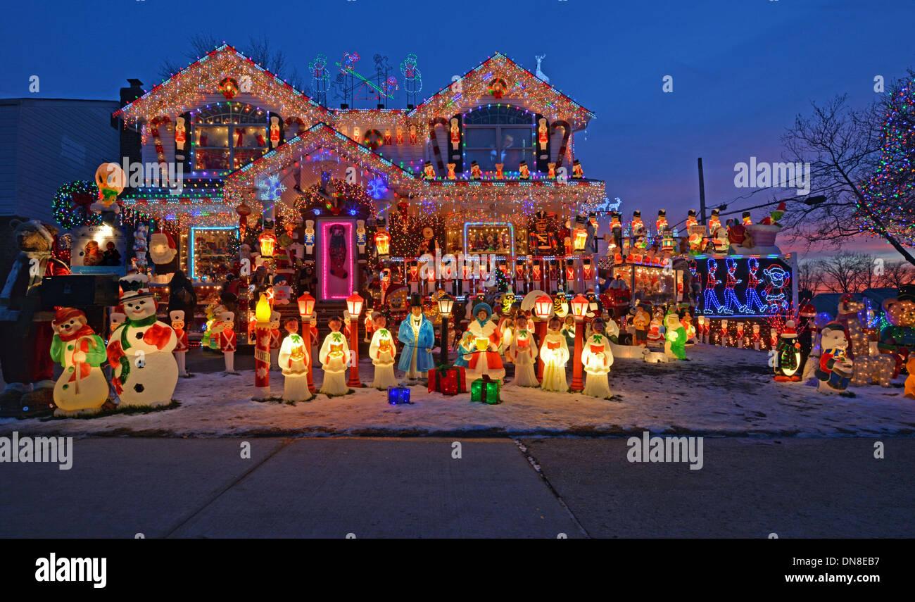 christmas light fight st george utah