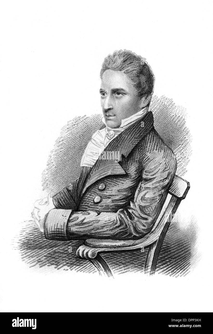 JOHN PHILIP KEMBLE 12 - Stock Image