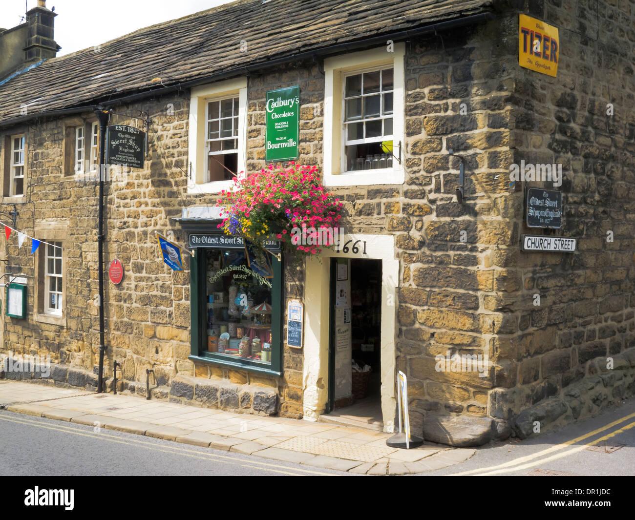 Old Fashioned Sweet Shop Leeds