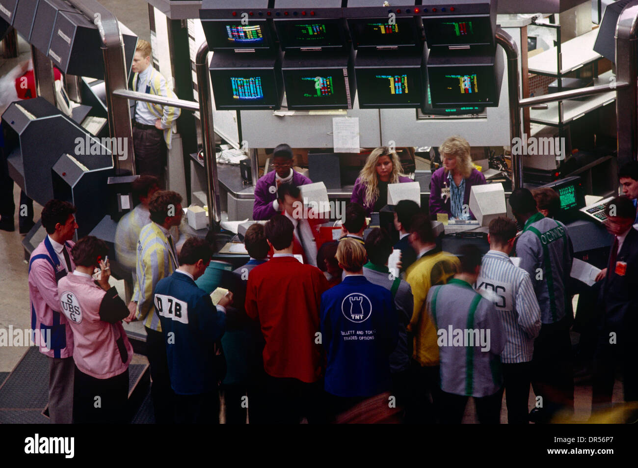 active-trading-inside-the-london-stock-e