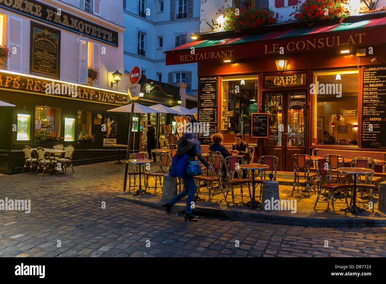 Rue Caulaincourt Restaurant