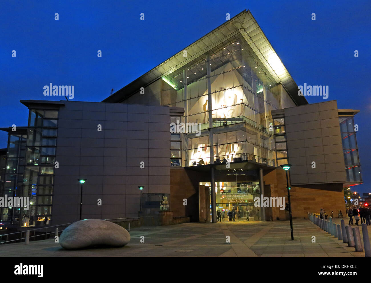 shot,nightshot,duskshot,music,venue,venues,greater,England,UK,international,concert,venue,Halle,Hallé,orchestra,symphony,BBC,Philharmonic,Rochdale,Canal,blue,sky,Lower,Mosley,Street,Manchester,England,UK M2 3WS M23WS,GoTonySmith Third Duke,Buy Pictures of,Buy Images Of