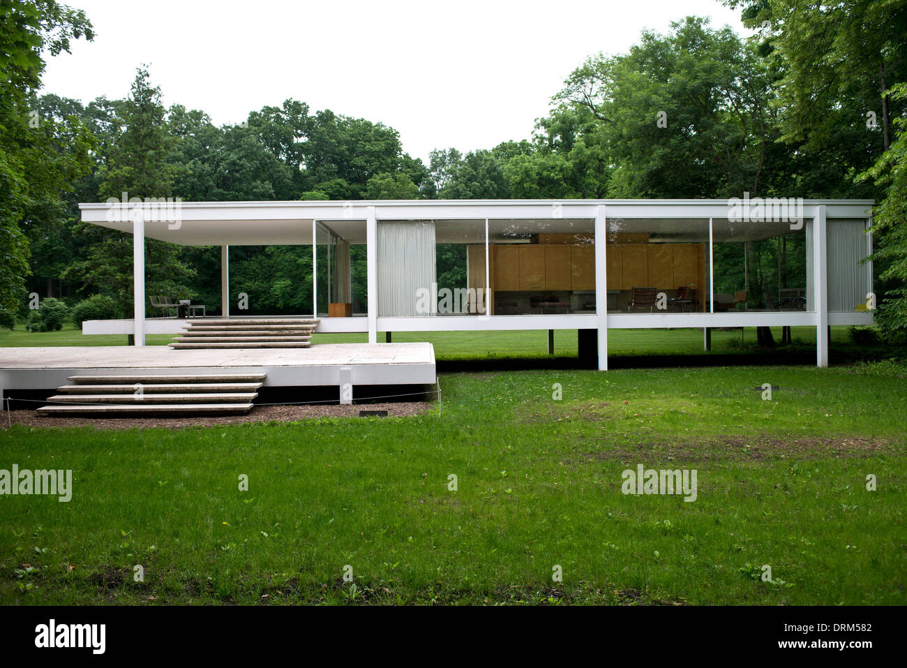Farnsworth House Ludwig Mies Der Rohe farnsworth house plano united states architect ludwig mies