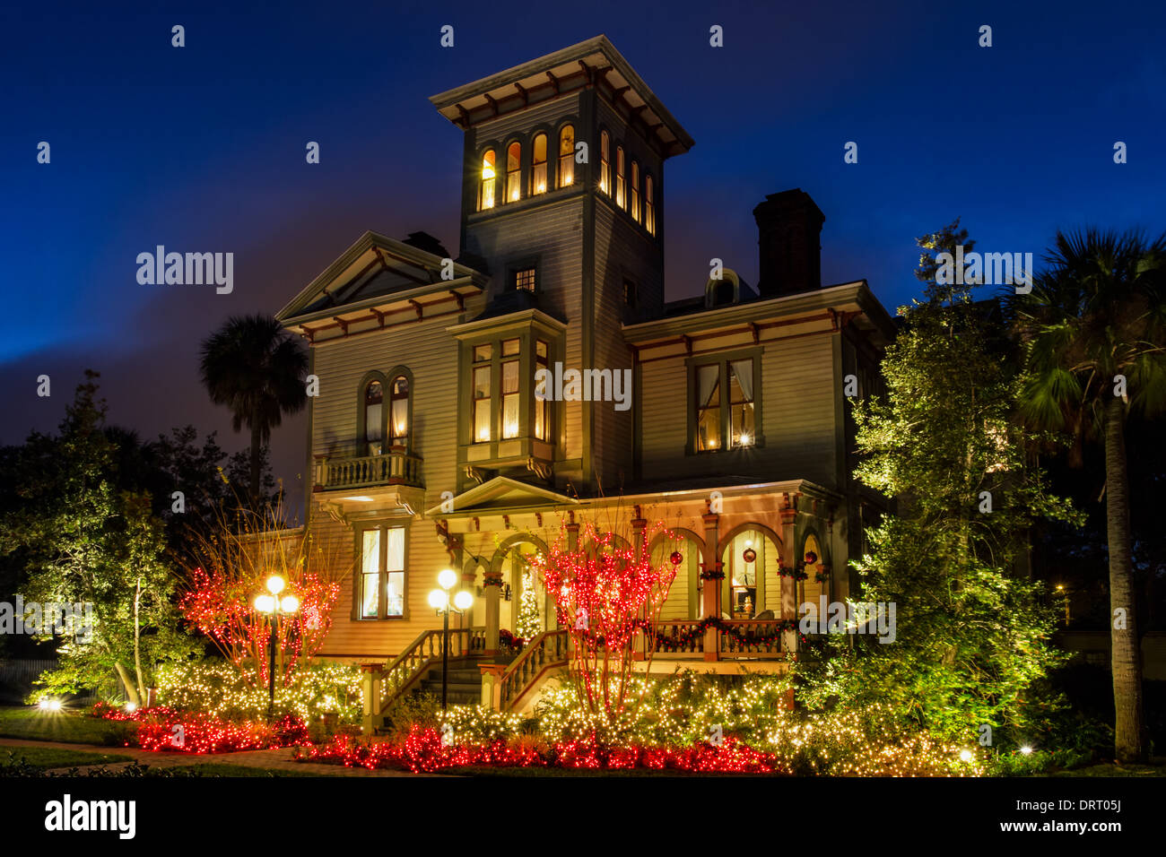 Fairbanks House Fernandina Beach Florida