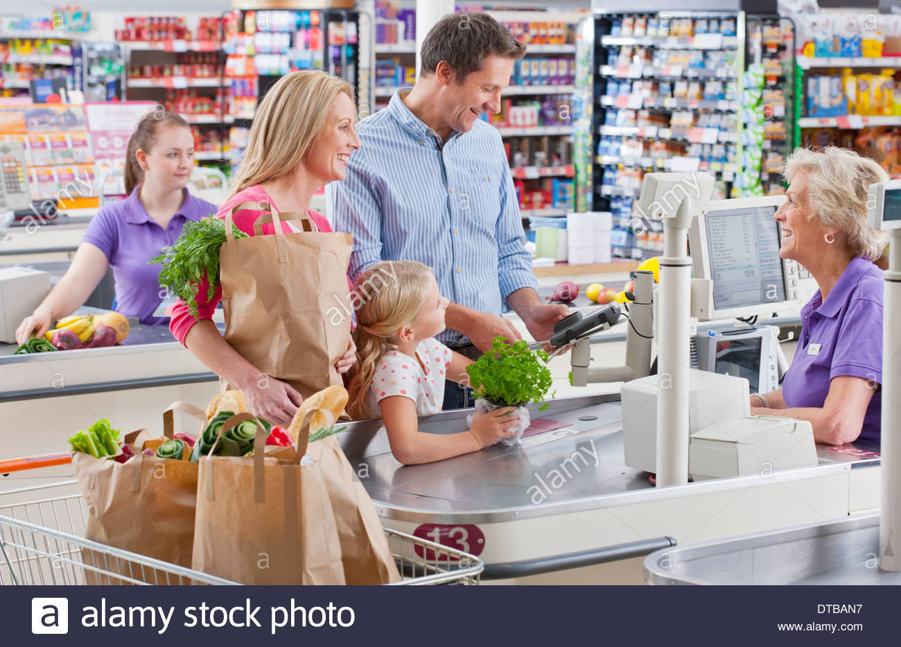 Grocery Checkout