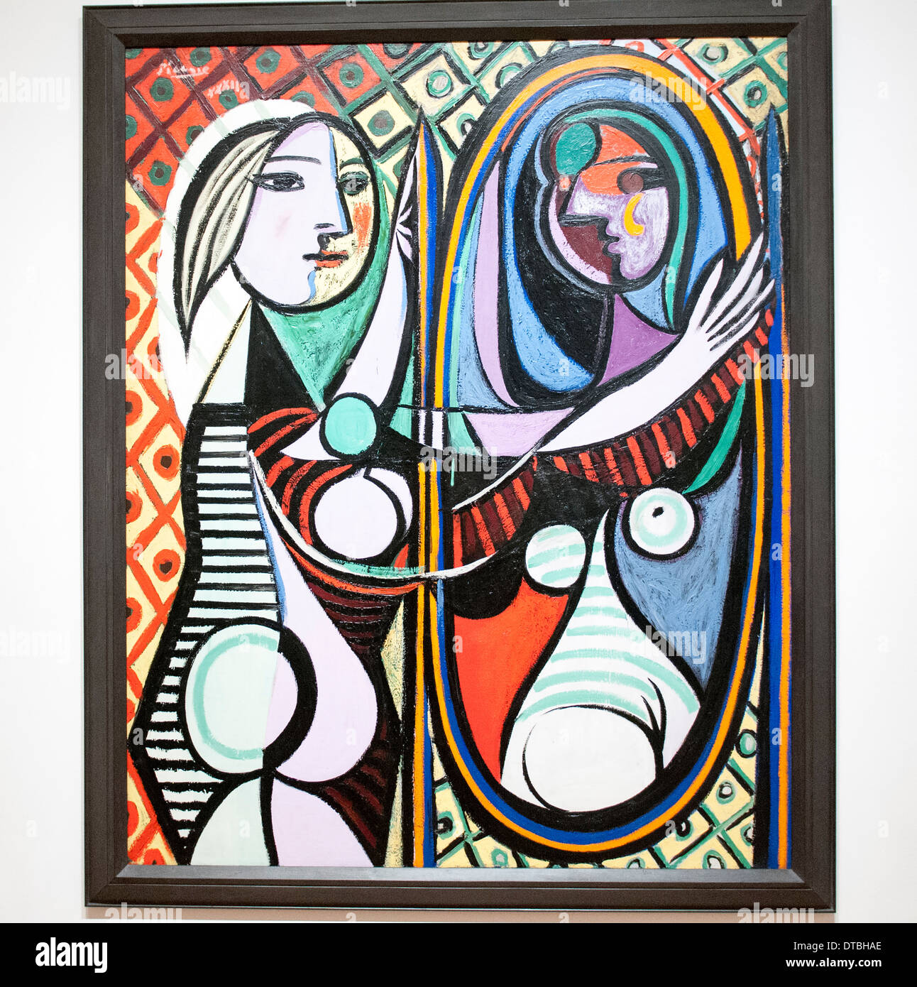 picasso girl