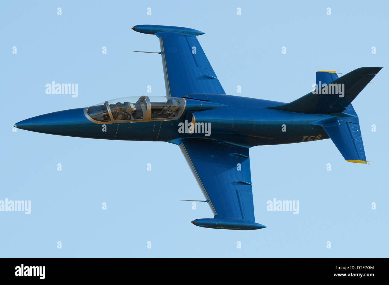 the aero l 39 albatros is a high performance jet trainer aircraft stock photo 66696132 alamy. Black Bedroom Furniture Sets. Home Design Ideas
