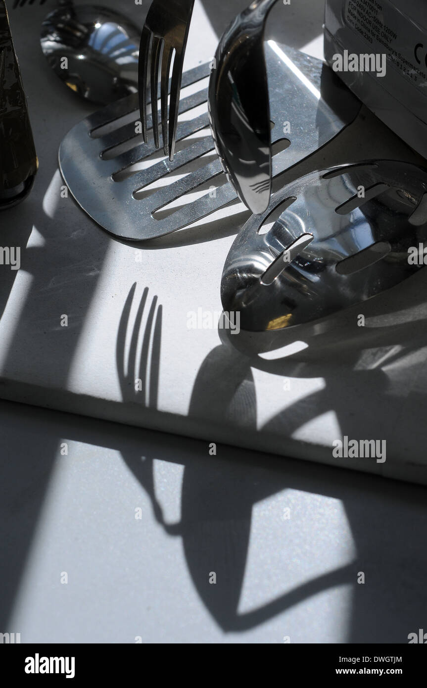 cutlery,knives and forks,arranging, art, background, black, cafe, clip, clip-art, clipart, cooking, cool, cutlery, - Stock Image
