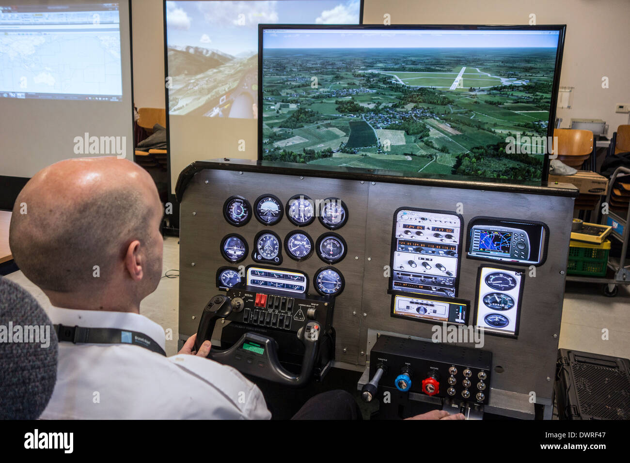 Amateur flight simulators photos 937