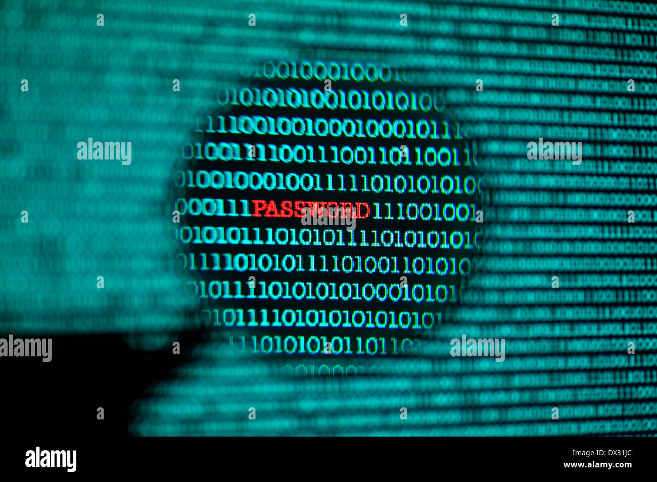 cyber crime password computer security stock photo 67679316 alamy