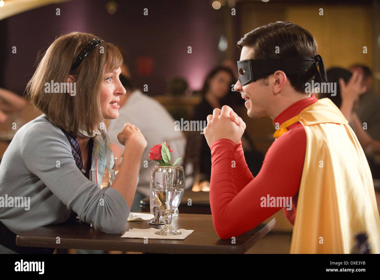 Super hero speed dating