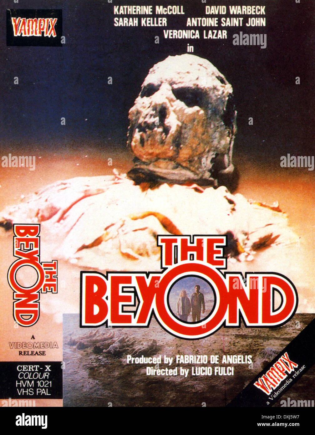 THE BEYOND (1981) PICTURE FROM THE RONALD GRANT ARCHIVE THE - Stock Image