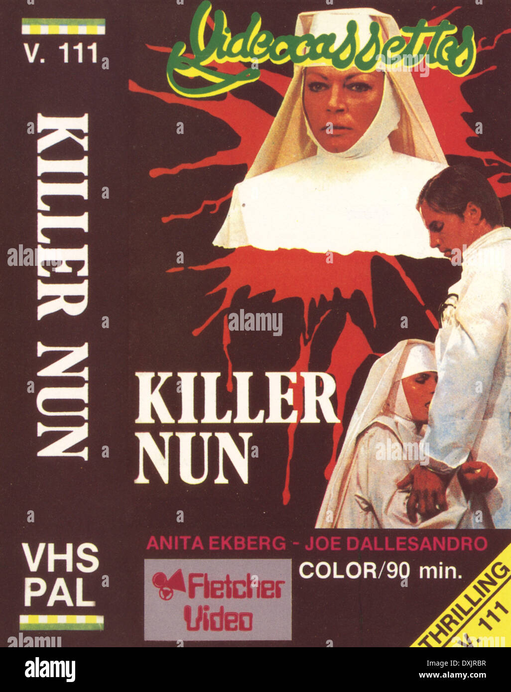 KILLER NUN (1978) PICTURE FROM THE RONALD GRANT ARCHIVE - Stock Image