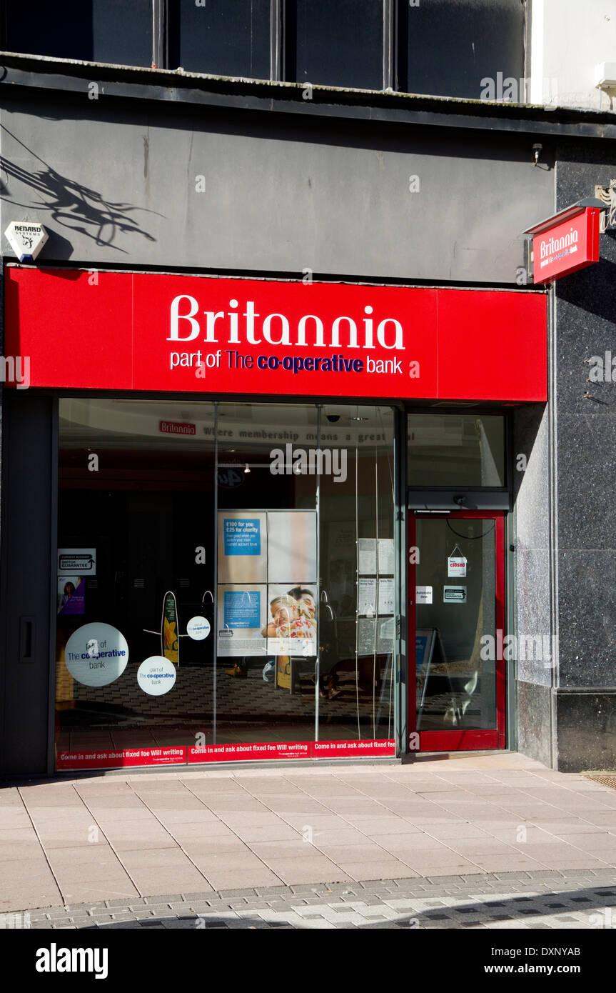 Britannia Building Society Worthing