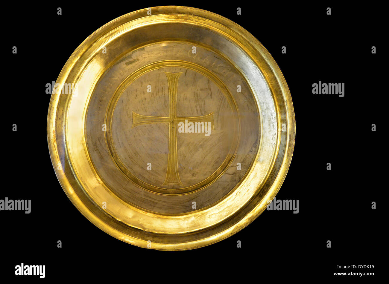 treasure wealth money wealthy rich gold Greece Europe ancient Greece fortune richness riches ancient treasure trove - Stock Image