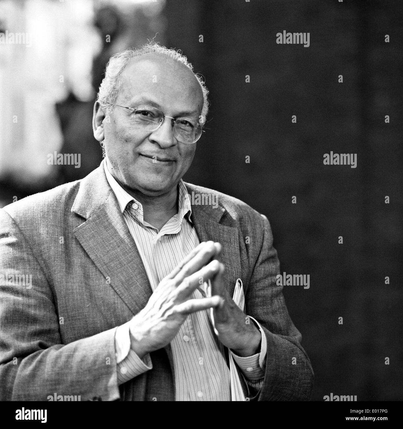 Gamal Al-Ghitani, 2006 - Stock Image