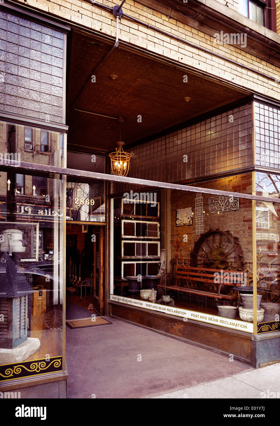 Post and Beam Reclamation, antique home decor shop at the Junction ...