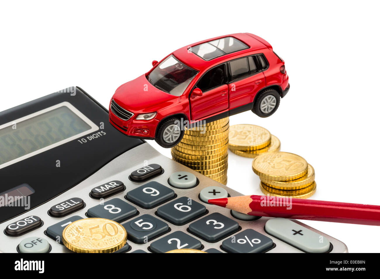 car and pocket calculator rising costs by autopurchase leasing