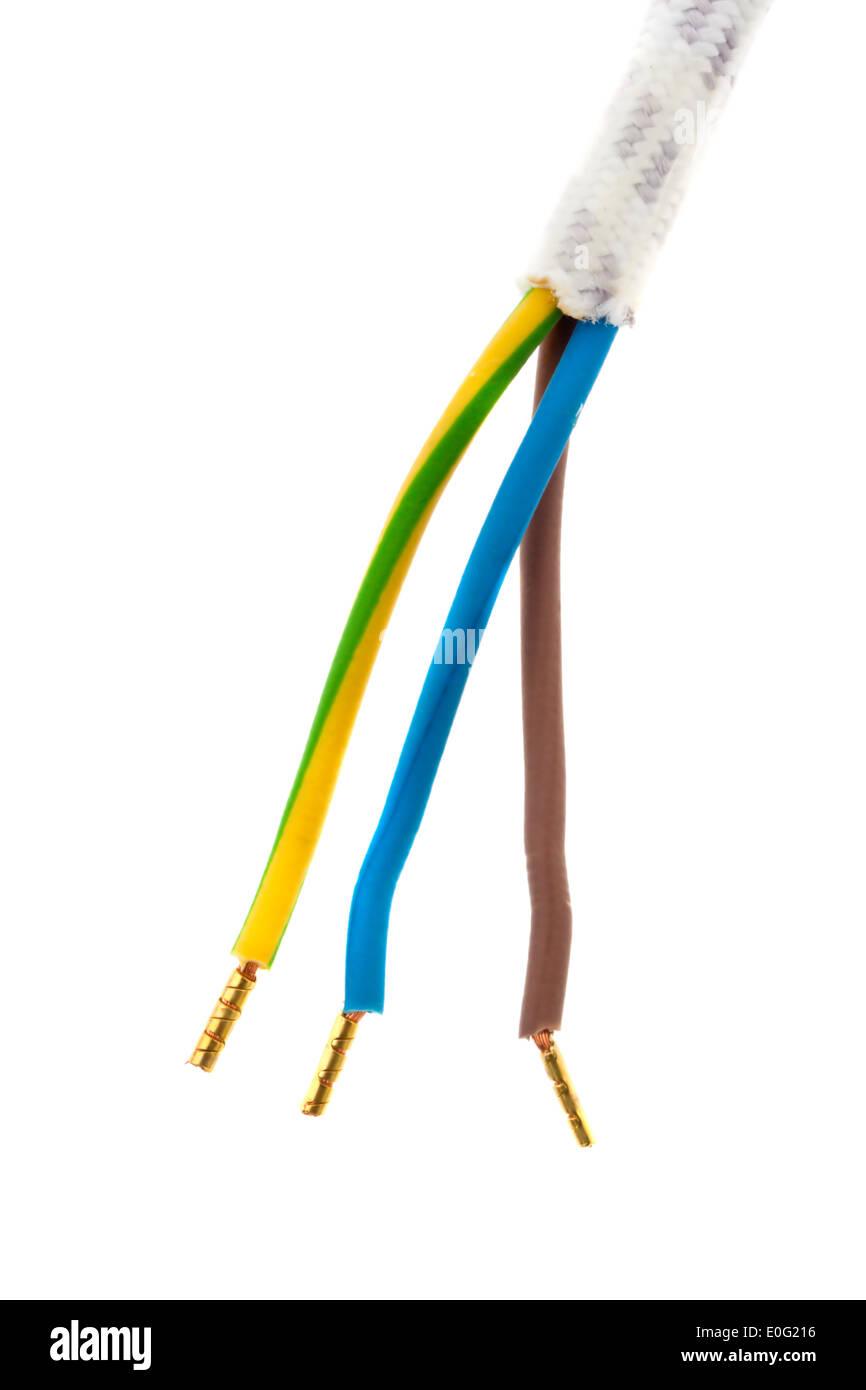 Wunderbar Elektrische Kabel Im Freien Laufen Bilder - Elektrische ...
