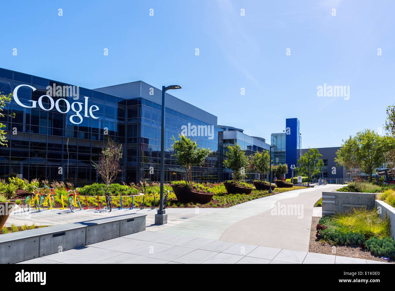 google head office images. Google Head Office Campus, Mountain View, California, USA Images