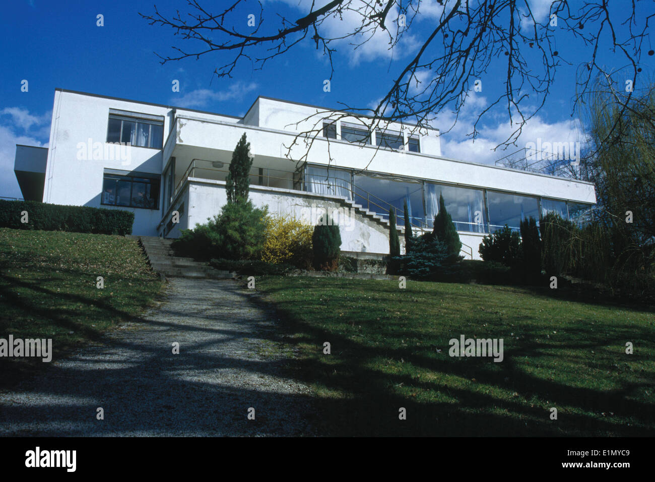 Mies Der Rohe Haus Tugendhat mies der rohe stock photos mies der rohe stock images alamy