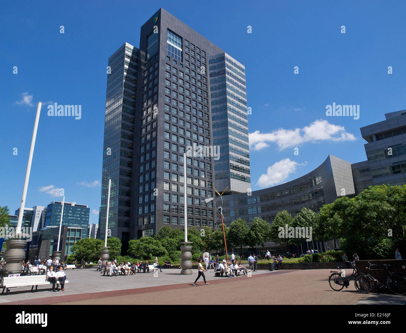 Abn Amro Bank Amsterdam Zuid