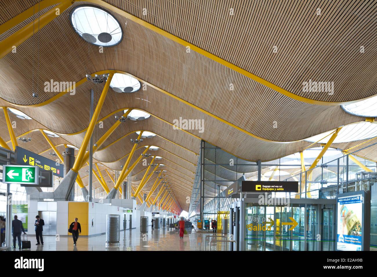 Madrid International Airport: photos and descriptions, terminals, flights and passenger reviews 62