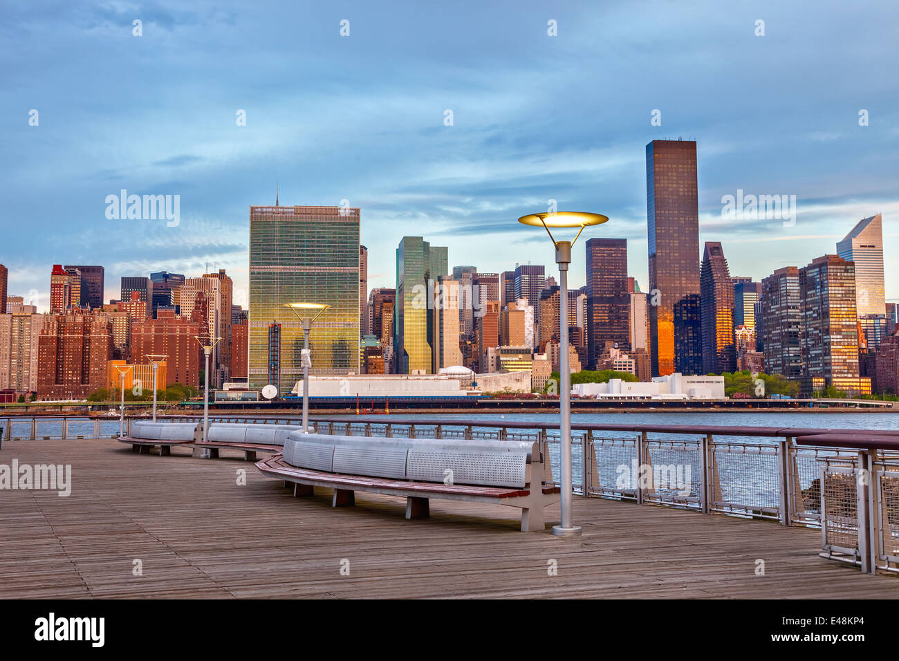 Manhattan, New York City - Stock Image