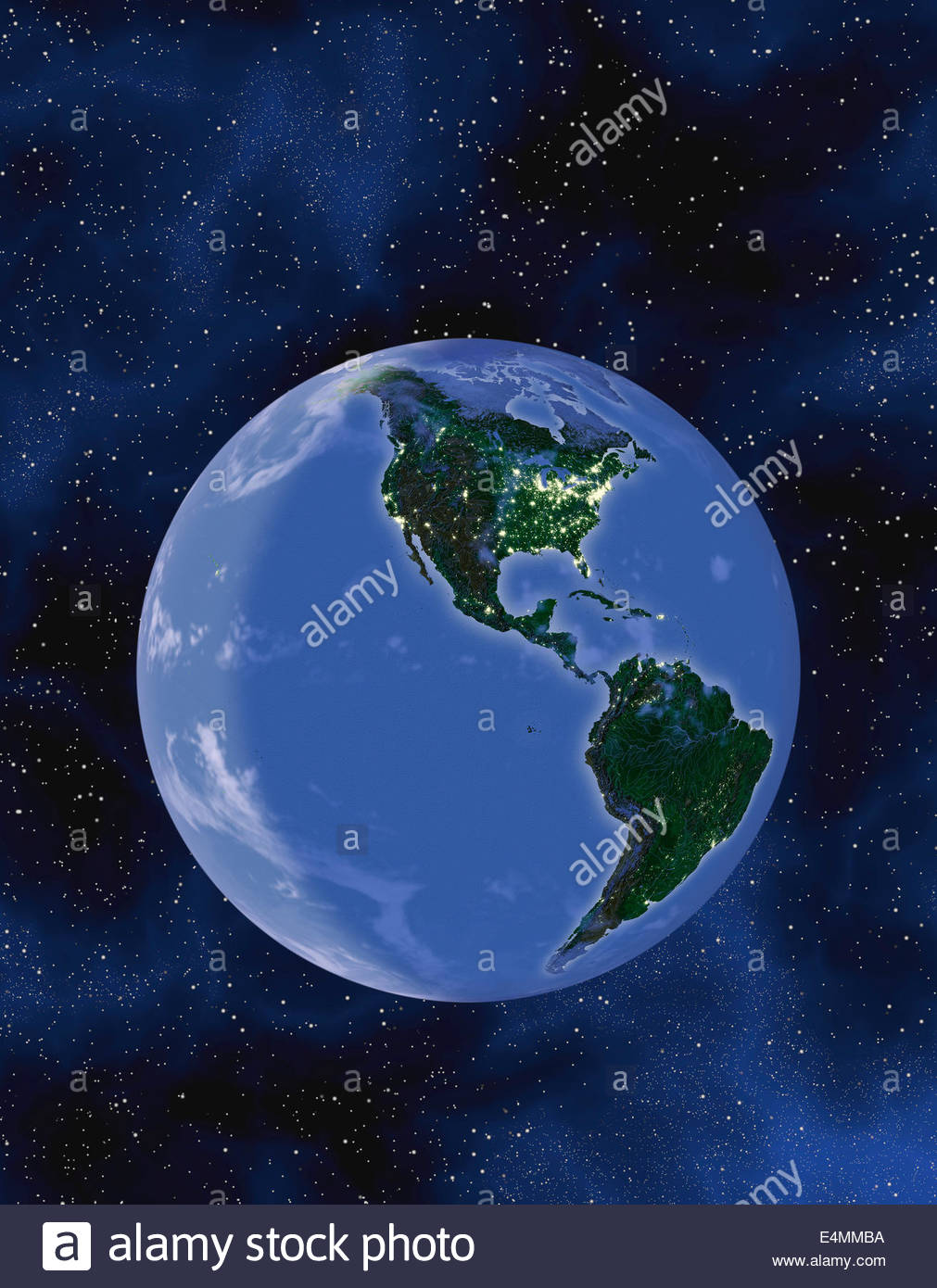 relief-globe-of-north-and-south-america-
