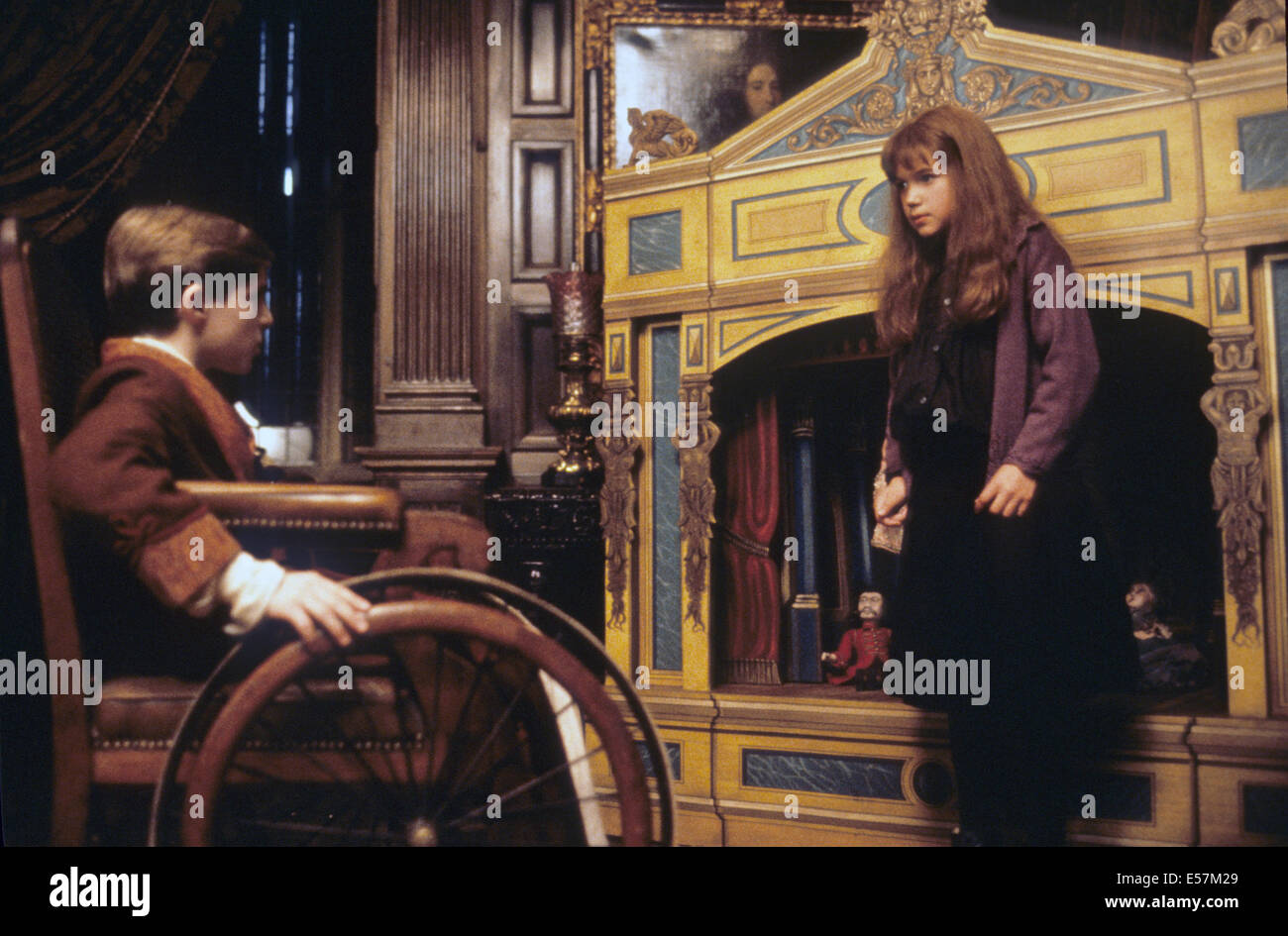 Heydon prowse stock photos heydon prowse stock images - The secret garden 1993 full movie ...