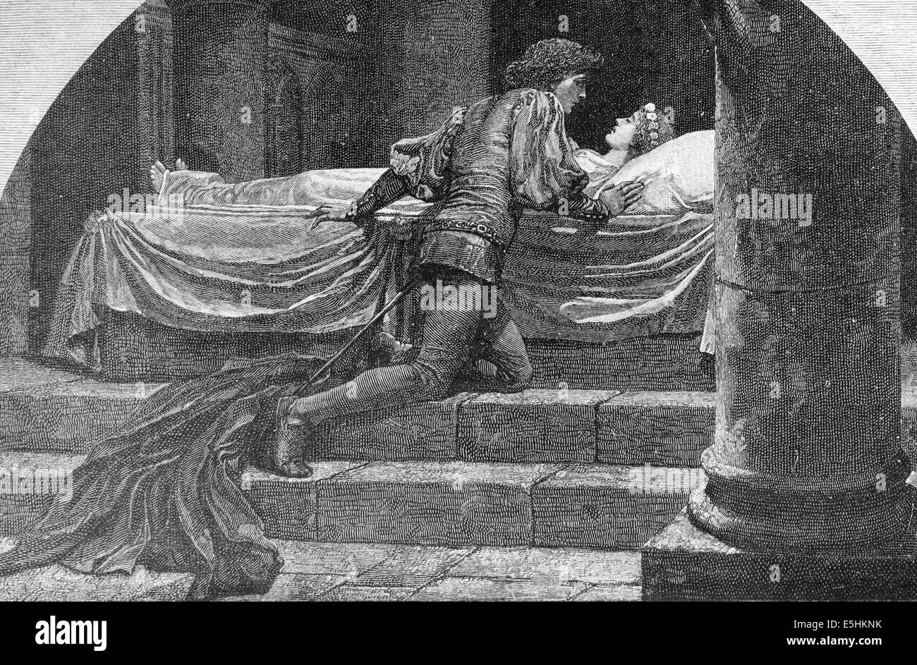 the importance of death in romeo and juliet by william shakespeare The theme of death in shakespeare's romeo and juliet often times, authors use the theme of death throughout their works this seems to be true of william shakespeare in romeo and juliet.