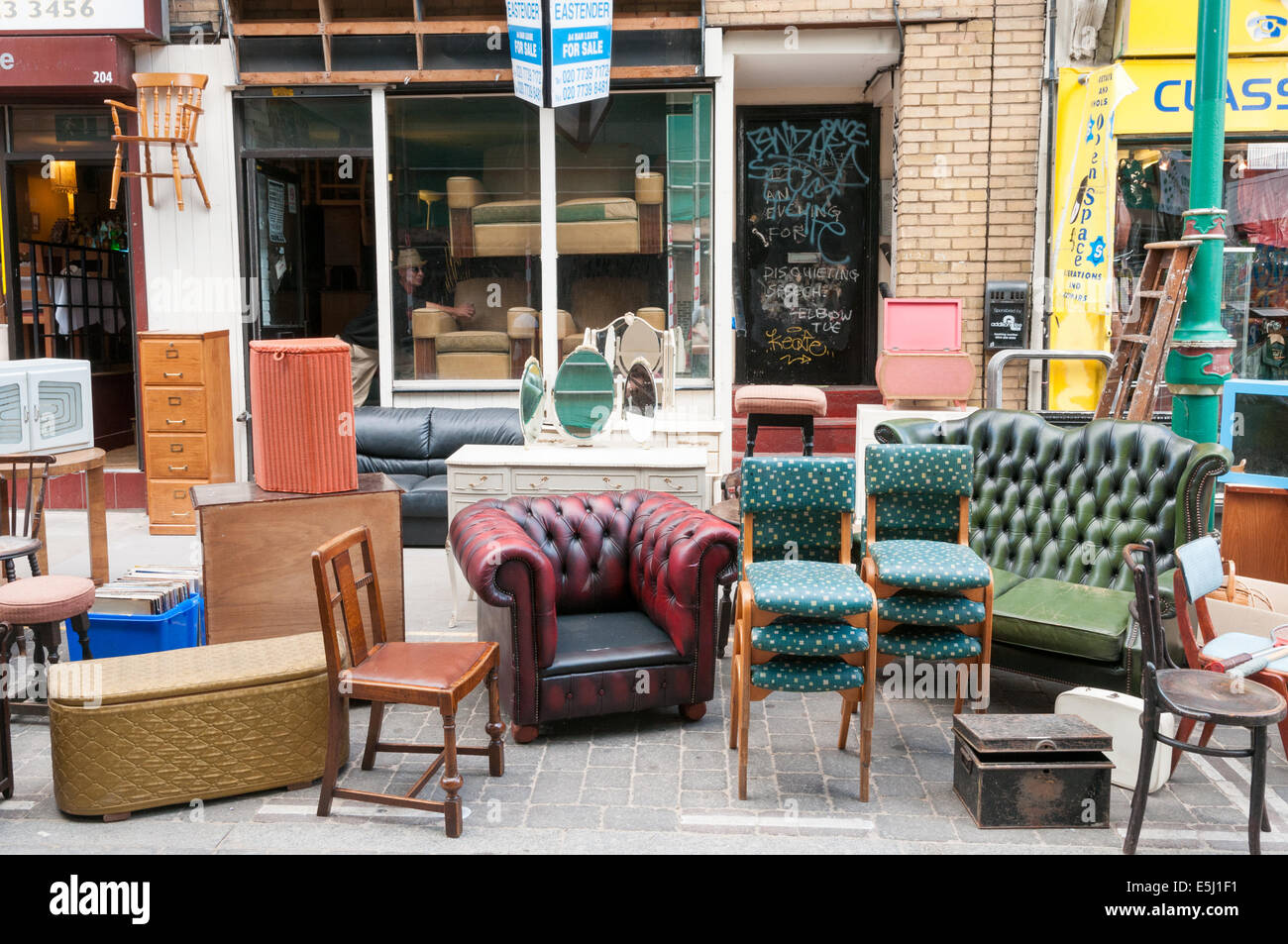 second hand used furniture for sale on brick lane tower hamlets