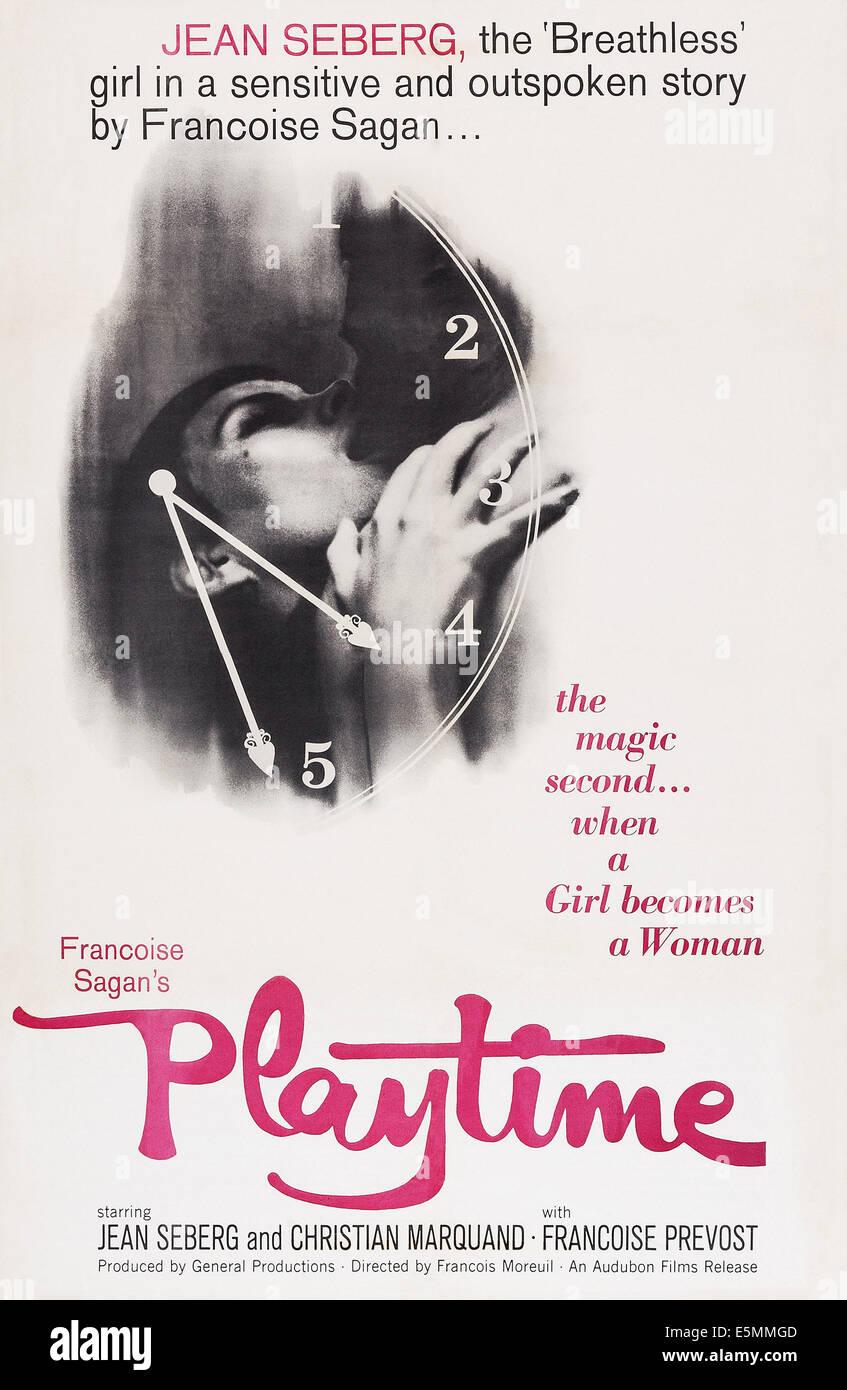 playtime-aka-la-recreation-us-poster-art