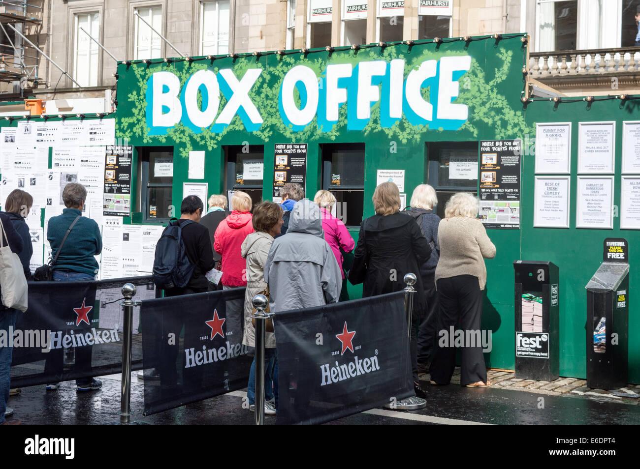 Edinburgh fringe festival box office Stock Edinburgh Fringe Festival Box Office Outside The Assembly Rooms On George Street Edinburgh Alamy Edinburgh Fringe Festival Box Office Outside The Assembly Rooms On