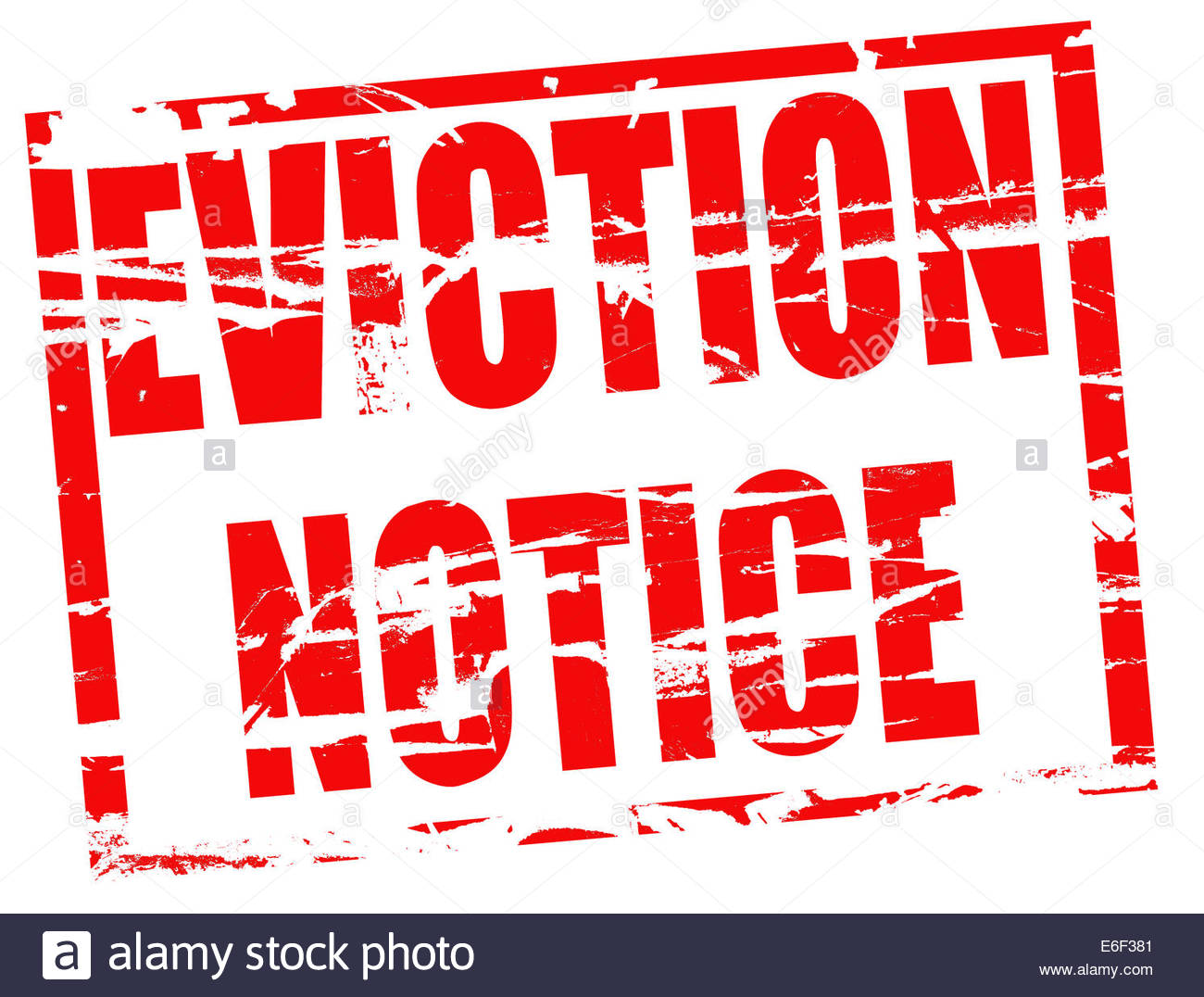 Digital illustration concept eviction notice stock photo digital illustration concept eviction notice thecheapjerseys Gallery